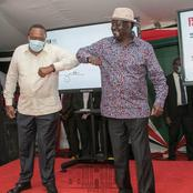 How ODM Wants To Blackmail Uhuru- ANC Chairman
