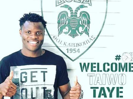 Taye Taiwo Thrilled With Move To Palm Beach Soccer Club