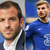 Football Icon Rafael Van De Vaart Slams Timo Werner On His Current Form At Chelsea, See What He Said