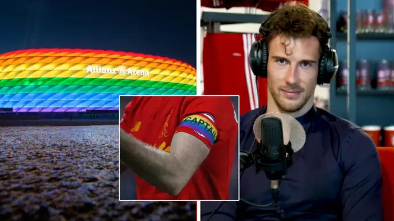 Leon Goretzka: 'I hope some footballer comes out as gay during my career. I'm sure fans will understand'