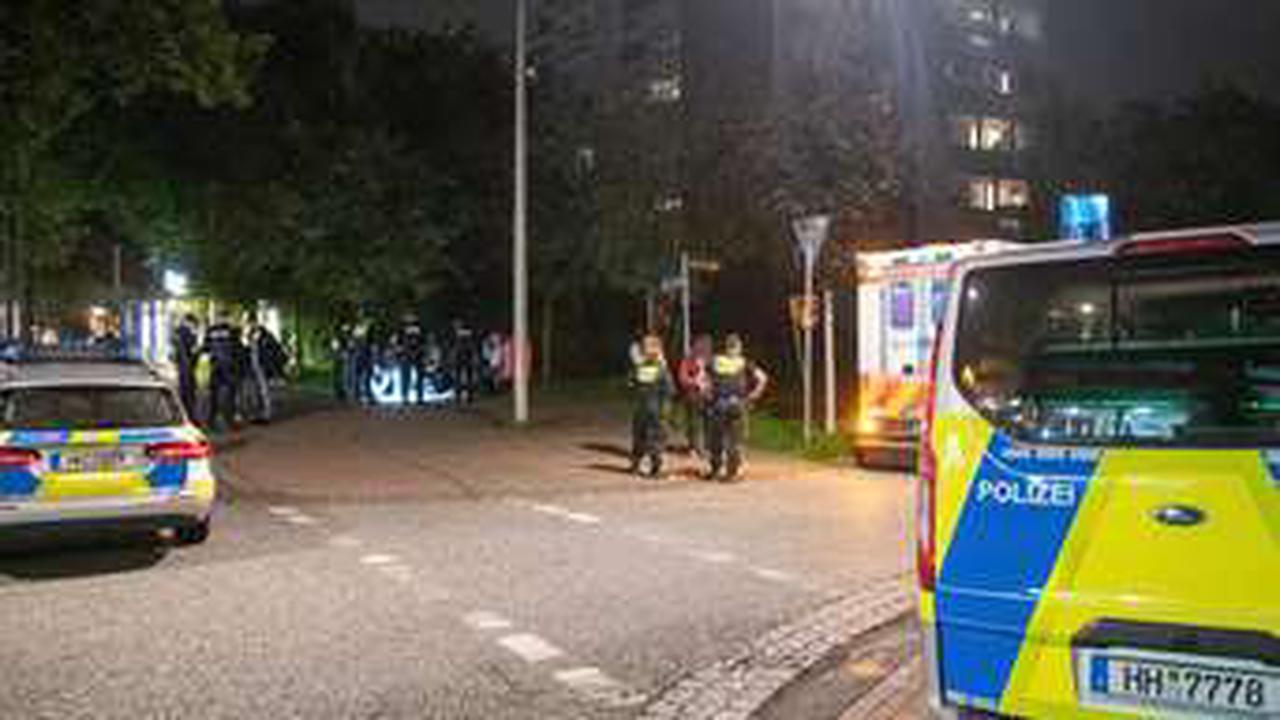 Polizei wird zu Massenschlägerei gerufen: 20 Personen in Billstedt unter Verdacht