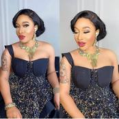 Who Among These Actresses Have The Most Tattooed Body: Tonto Dikeh, Regina Daniels Or Rukky Sanda?