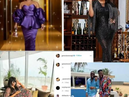 Rita Dominic, Ebuka And Others Celebrate Easter In Style