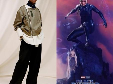 Check Out 15 Hot Photos Of The Lady Who Acts As Black Panther In Movie Sequel
