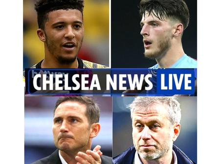 Latest Chelsea news: Updates on Lampard, Tuchel, Rice, Giroud, Havertz, Sancho and others