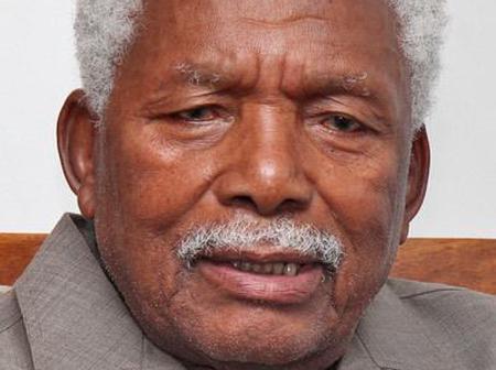 Ali Mwinyi Hassan Made Suluhu Hassan To Laugh