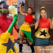 How some top celebrities in Ghana are Celebrating the independence day of Ghana will warm you heart