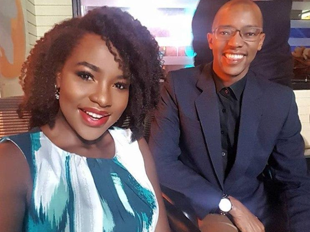 Waihiga Mwaura's Wife Joyce Denies Pregnancy Speculations After Her Post Elicited Reactions