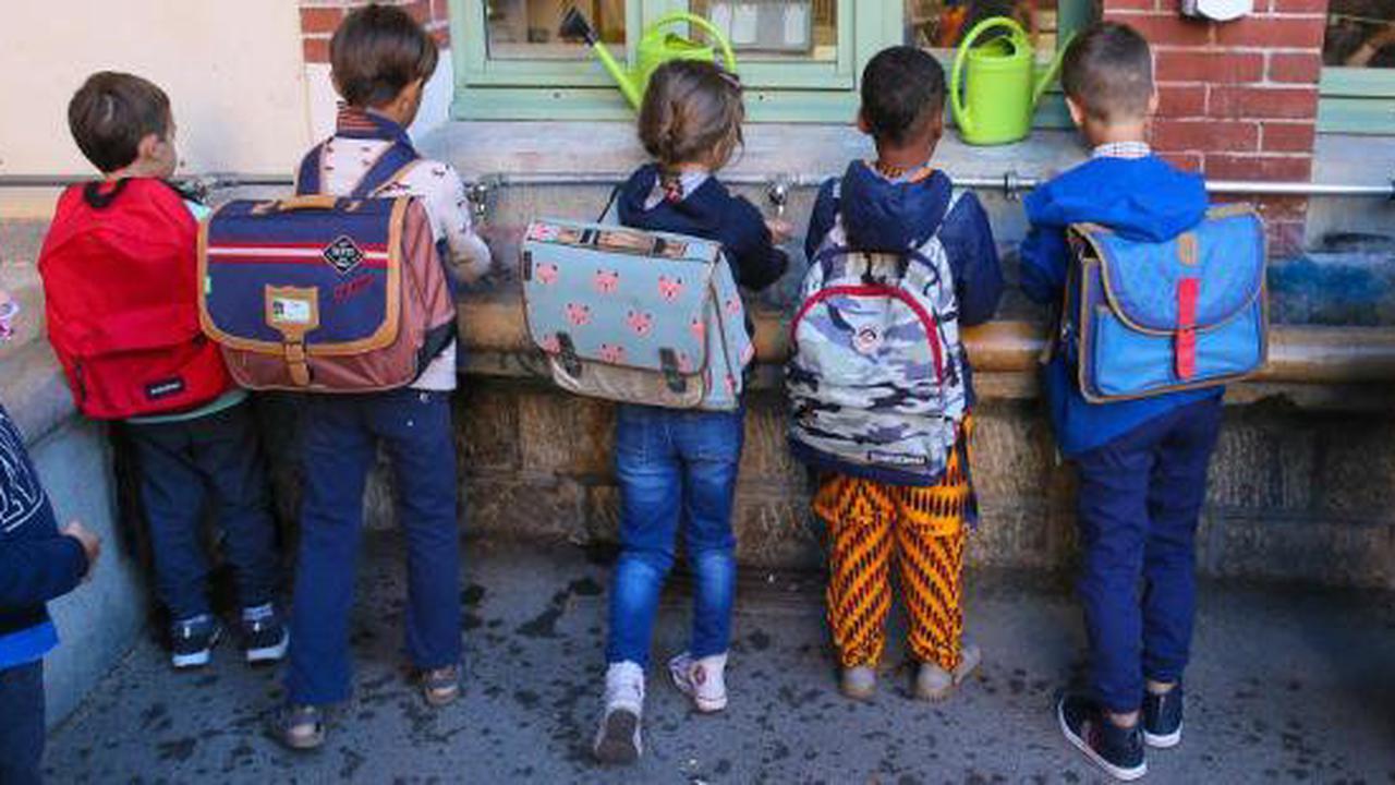 «Une fin d'année scolaire avec le sourire»: les pédiatres plaident pour la fin du masque à l'école