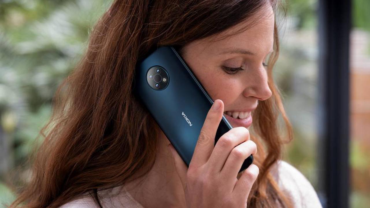 Nokia G50: HMD Global stellt preiswertes 5G-Smartphone vor