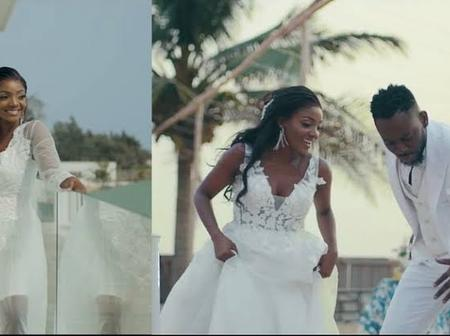 Lovebirds!!! See what is happening in Simi and Adekunle Gold's marriage.