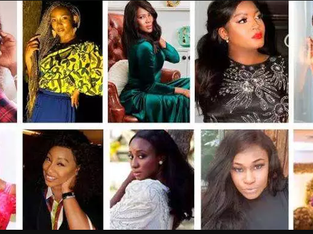 Nothing Lasts Forever: 35 Nollywood Stars Who Thrilled Us In The Past- See Photos