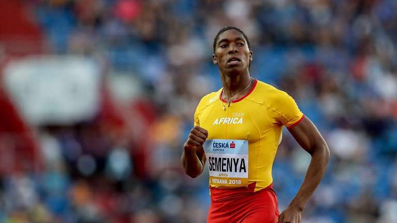 Semenya taking case to European Court of Human Rights