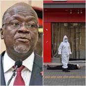 COVID-19 IN Tanzania: Magufuli Govt Talks About People Falling on Streets Because of Coronavirus