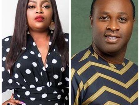 Checkout Actress Funke Akindele's Comment On Actor Femi Adebayo's Post