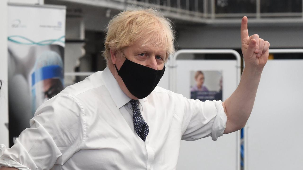 Boris Johnson's urgent Covid vaccine plea as June 21 freedom in doubt