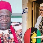 Ohaneze Ndigbo Sends Warning Message To Nnamdi Kanu, Check Out What They Said