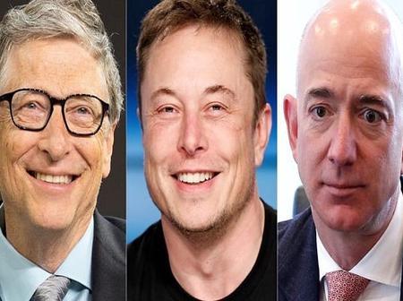 Top 10 des milliardaires au monde en 2021 : Bill Gates 4e et Mark Zuckerberg 5e