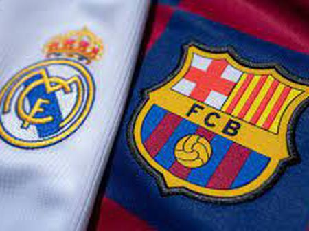 It's here again as Real Madrid host Barcelona in El Clasico this Saturday