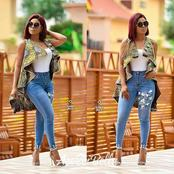 Best Ankara And Jeans Style Combos (Photos)