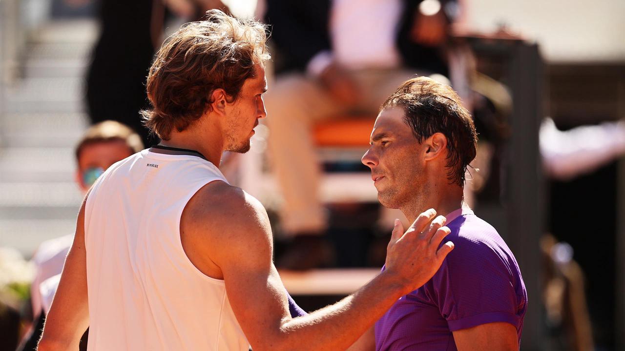 Masters 1000 Rome - Djokovic avec Tsitsipas, une possible revanche Nadal-Zverev