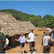Check Out The Only Foreign Country That Allowed A Tribe From Nigeria To Built Village (photos)