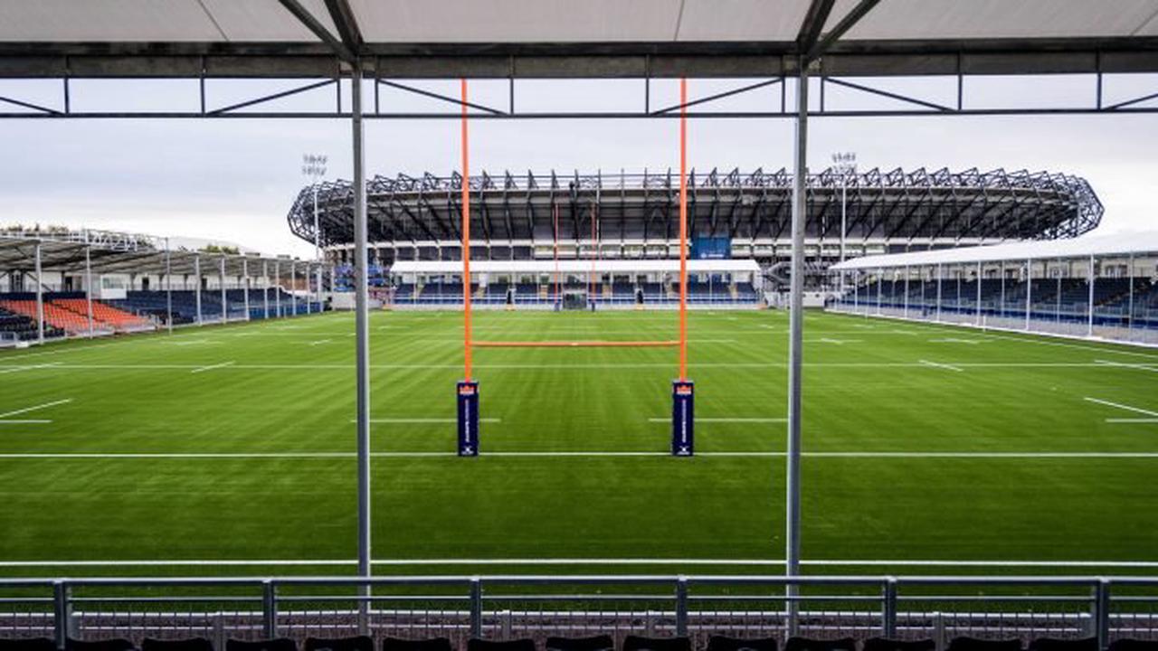 Edinburgh announce first fixtures for new stadium