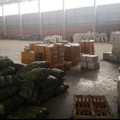 Fake Covid-19 vaccines seized at Gauteng warehouse.