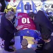 Respect the dead! 3 Funeral Attendants Fired After Taking Photos With Maradona's Body