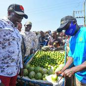 Photos Of Ruto In Meru Proving He Has Got Full Support From Mt. Kenya Residents