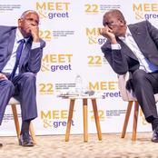 Monsieur Patrick achi est desormais le premier ministre par intérim.