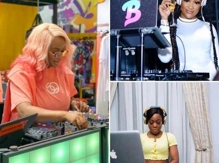 Checkout These Female DJs (Photos)