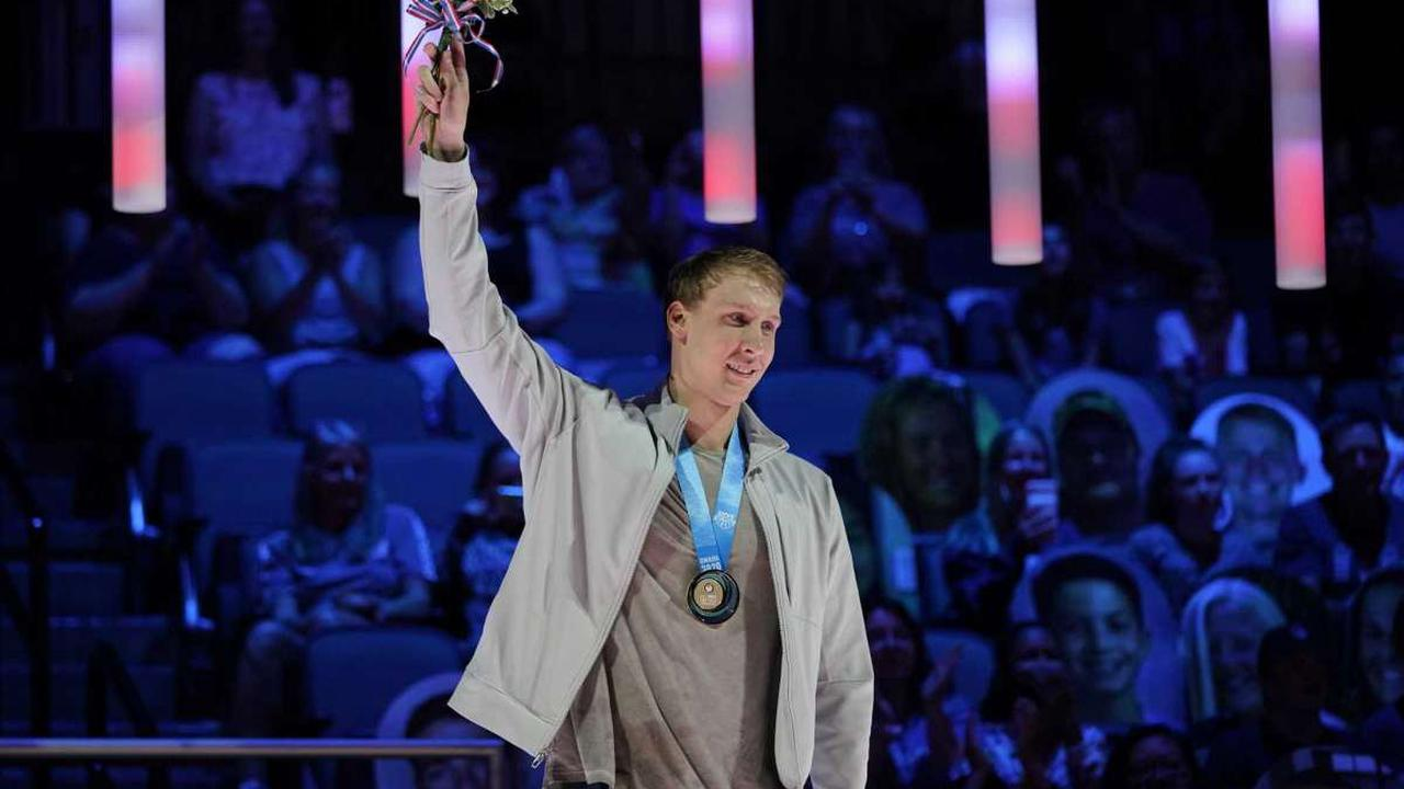 The Phelps factor: Kalisz claims return trip to Olympics