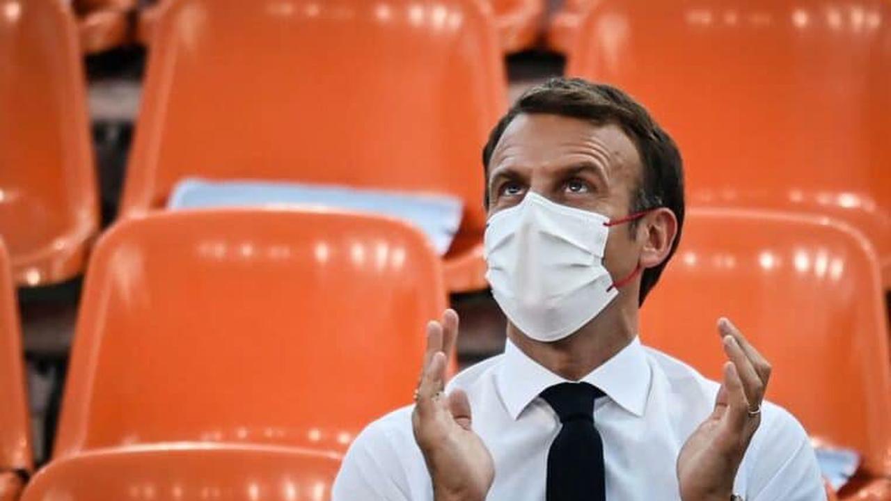 Emmanuel Macron : il reçoit un cadeau qui va faire de nombreux jaloux
