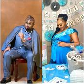 Tonto Dikeh's Ex-husband & His Wife Rosy Meurer, Welcome A Baby Boy, See The Baby's Name(Photo)