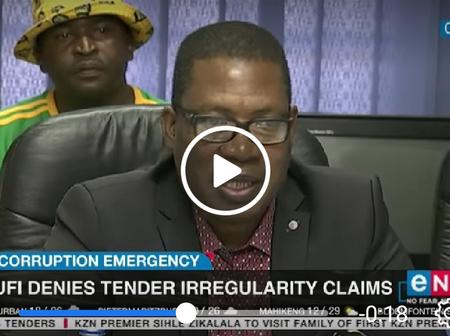 Gauteng Education MEC Lesufi Exposed In A Recording At A Secret Meeting