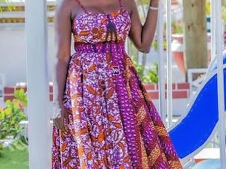 20+ Classy And Trendy African Print Dresses For Beautiful Ladies
