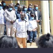 DP Ruto Criticizes Opponents Over BBI Reveals Why People Should Not Be Coerced To Accept