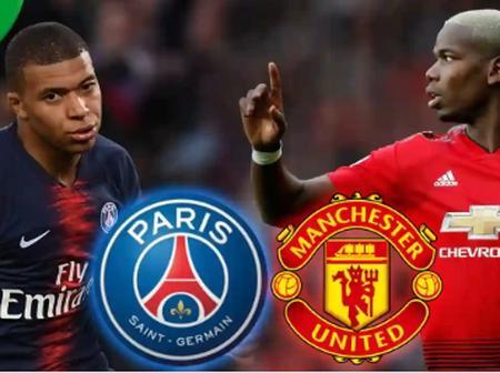 How Manchester United could line up against Paris Saint-Germain