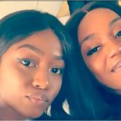 Meet The Sister Of Davido's Fiance, Chioma Who Is A Carbon Copy Of Chioma - See Photos.