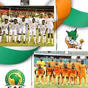 5e journée éliminatoire can 2022 Niger VS Côte d'Ivoire