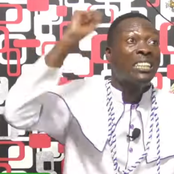 Popular Prophet cautions Nana, reveals what the Lord showed him spiritually to end corona virus.