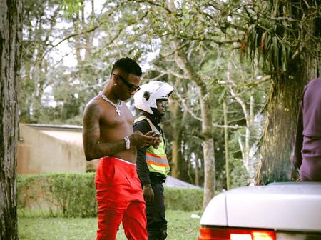 You can Be Anything You Want To Be In Life, Don't Be Stupid - Wizkid