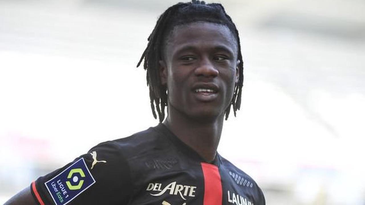 Arsenal have four players Rennes may accept in Eduardo Camavinga swap deal