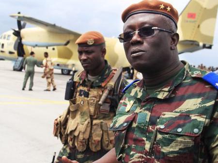 Attaque djihadiste au Mali: trois militaires ivoiriens tués
