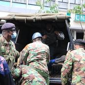 The Friday Morning Kisumu Shooter Finally Identified by the Police