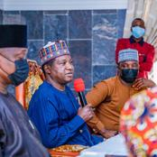 Governor Lalong praises security forces for foiling kidnap of Plateau State University students