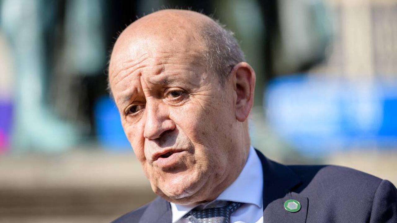 Présidentielle 2022: Pour Jean-Yves Le Drian, le PS s'est «retiré de la compétition»