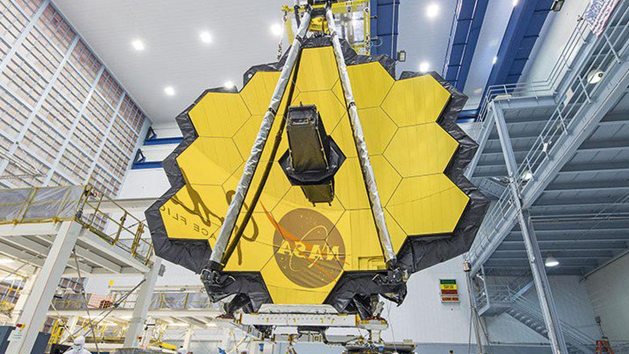 James Webb Space Telescope: Inside the high-stakes testing of Hubble's £7.2bn successor