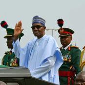 Monthly Salary for Nigeria's President Buhari in Ksh.
